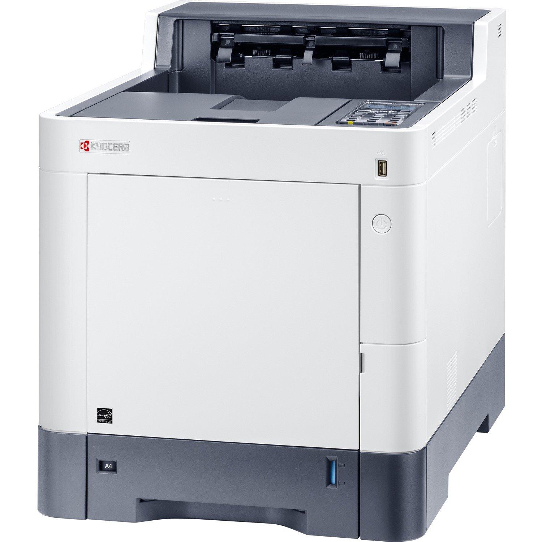 Kyocera Ecosys P6235cdn Laser Printer - Colour - 1200 x 1200 dpi Print - Plain Paper Print - Desktop