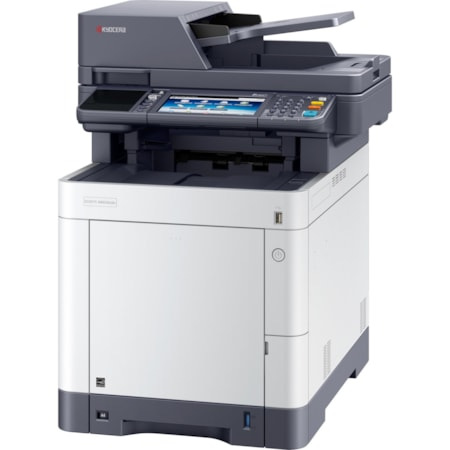 Kyocera Ecosys M6630cidn Laser Multifunction Printer - Colour - Plain Paper Print - Desktop