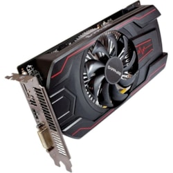 Sapphire Pulse Radeon RX 560 Graphic Card - 1.23 GHz Boost Clock - 4 GB GDDR5 - Dual Slot Space Required