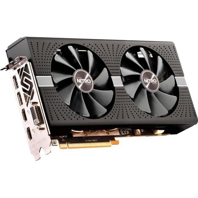Sapphire NITRO+ Radeon RX 590 Graphic Card - 8 GB GDDR5