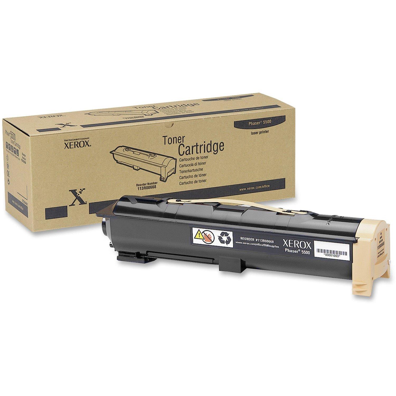 Xerox 113R00668 Original Toner Cartridge - Black