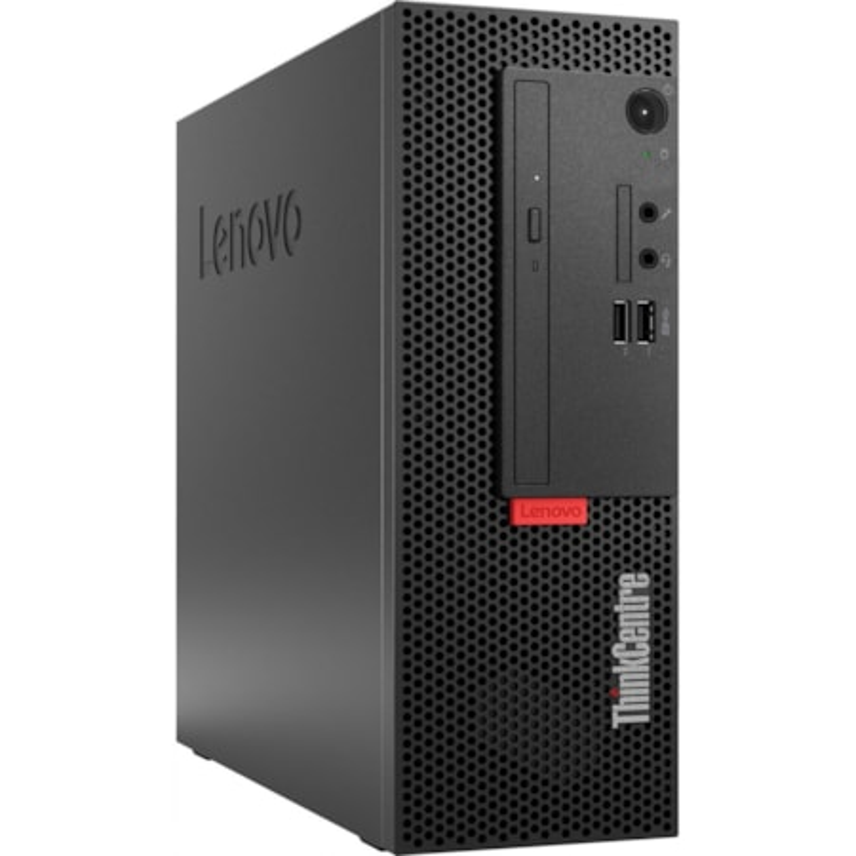 Lenovo ThinkCentre M720e 11BD000AAU Desktop Computer - Intel Core i7 9th Gen i7-9700 3 GHz - 8 GB RAM DDR4 SDRAM - 256 GB SSD - Small Form Factor - Black