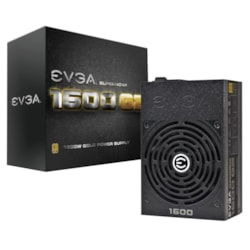 EVGA SuperNOVA 1600 G2 ATX12V/EPS12V Modular Power Supply - 1.60 kW