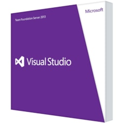 Microsoft Visual Studio Team Foundation Server 2013 - Complete Product - 1 Server - Standard