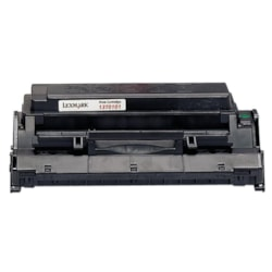 Lexmark 13T0101 Original Toner Cartridge - Black