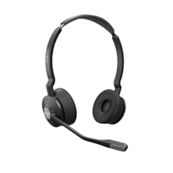 Jabra Engage Over-the-head Stereo Headset - Black