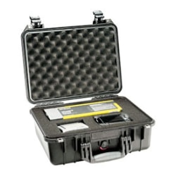 Pelican 1450 Rugged Notebook Carry Case - Black