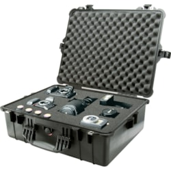Pelican 1600 Shipping Case (Box) for Military