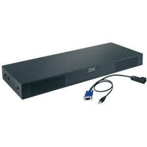 Lenovo 1754A2X KVM Switchbox