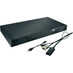 Lenovo GCM16 KVM Switchbox