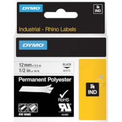 Dymo RhinoPRO 18483 Wire & Cable Label