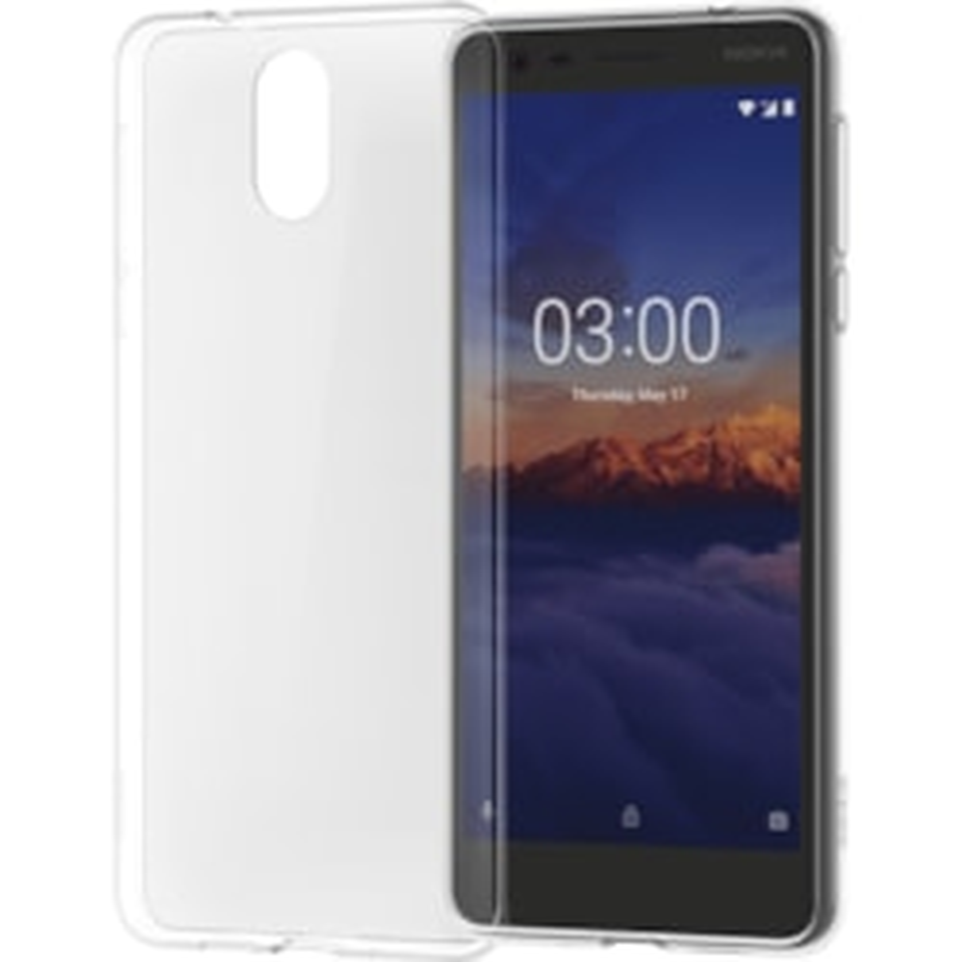 Nokia Case for Smartphone - Transparent
