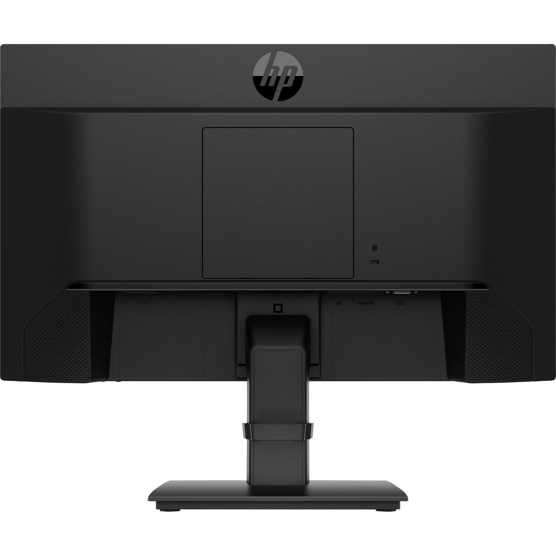 "HP P22 G4 54.6 cm (21.5"") Full HD LED LCD Monitor - 16:9 - Black"