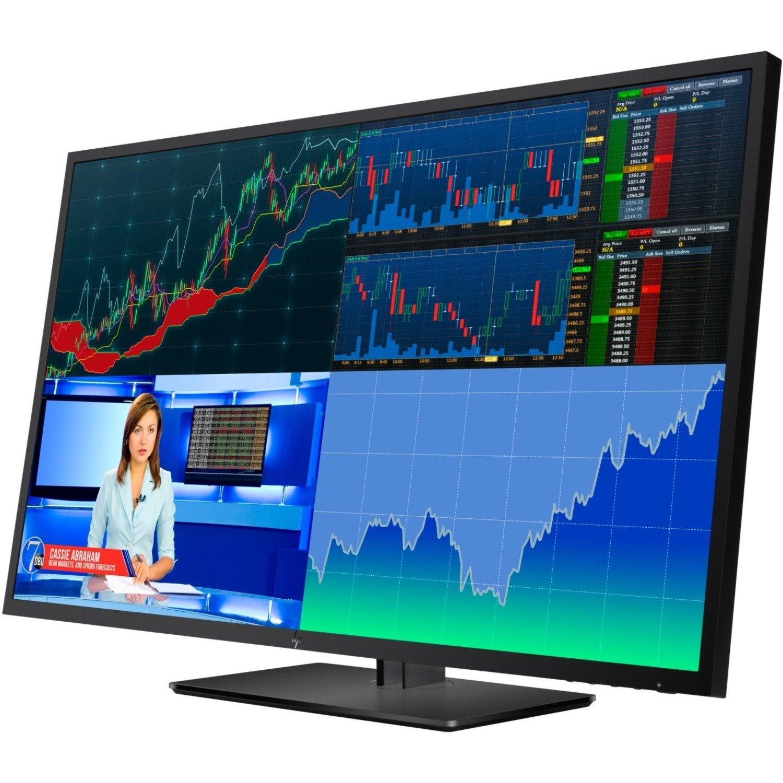 "HP Business Z43 108 cm (42.5"") LED LCD Monitor - 16:9 - 8 ms GTG"