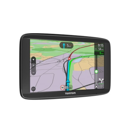 TomTom VIA 52 Automobile Portable GPS Navigator - Mountable, Portable