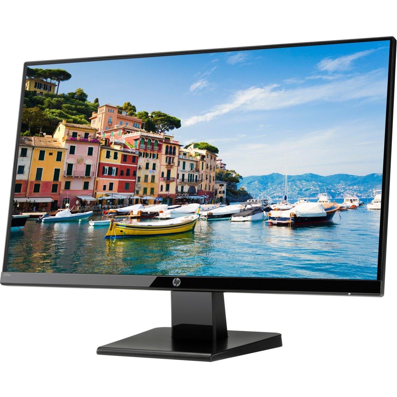 """HP Home 24w 60.5 cm (23.8"""") Full HD LED LCD Monitor - 16:9 - Black"""
