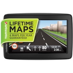 Tomtom VIA 225 M Automobile Portable GPS Navigator