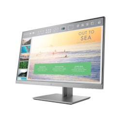 "HP Business E233 58.4 cm (23"") Full HD LED LCD Monitor - 16:9 - Black"
