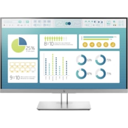 "HP Business E273 68.6 cm (27"") LED LCD Monitor - 16:9 - 5 ms"
