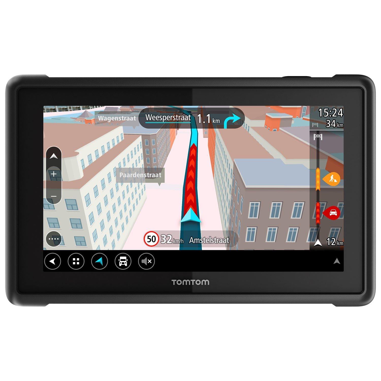 Tomtom Bridge Connected Automobile Portable GPS Navigator - Mountable, Portable