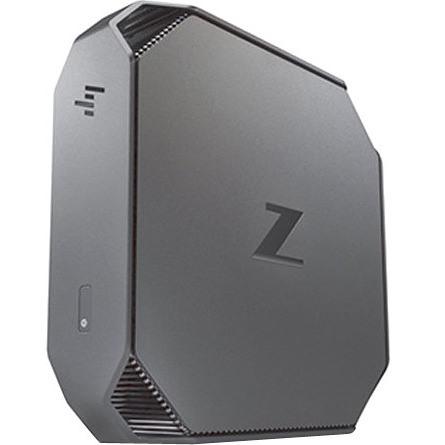 HP Z2 Mini G3 Workstation - 1 x Core i7 i7-6700 - 8 GB RAM - 1 TB HDD - Mini PC - Space Gray, Black Chrome Accent