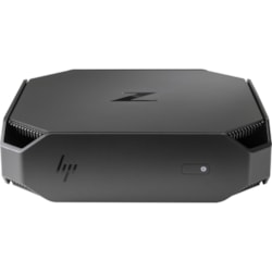 HP Z2 Mini G3 Workstation - 1 x Core i7 i7-6700 - 8 GB RAM - 1 TB HDD - Mini PC - Space Gray, Black Chrome Accent