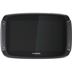 Tomtom RIDER 550 Motorcycle GPS Navigator - Black - Mountable