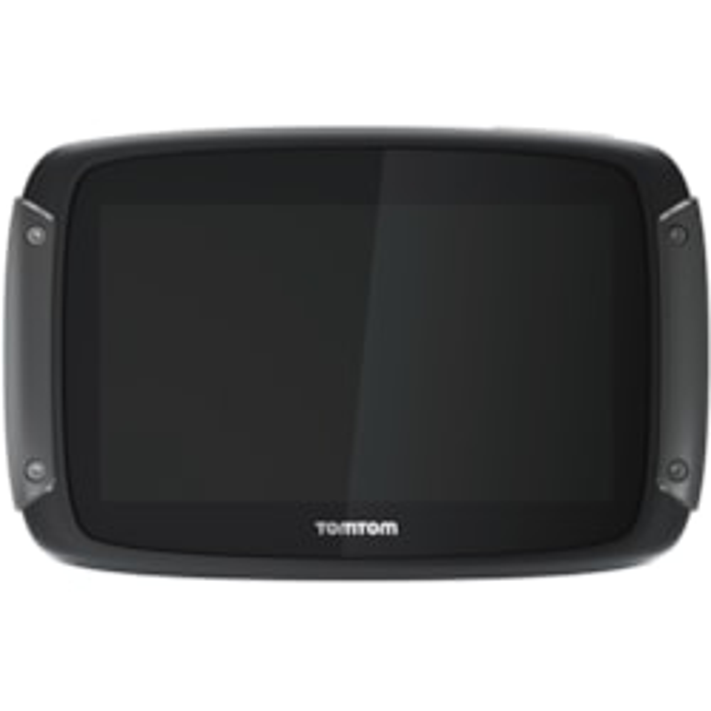 Tomtom RIDER 550 Motorcycle GPS Navigator - Black - Mountable