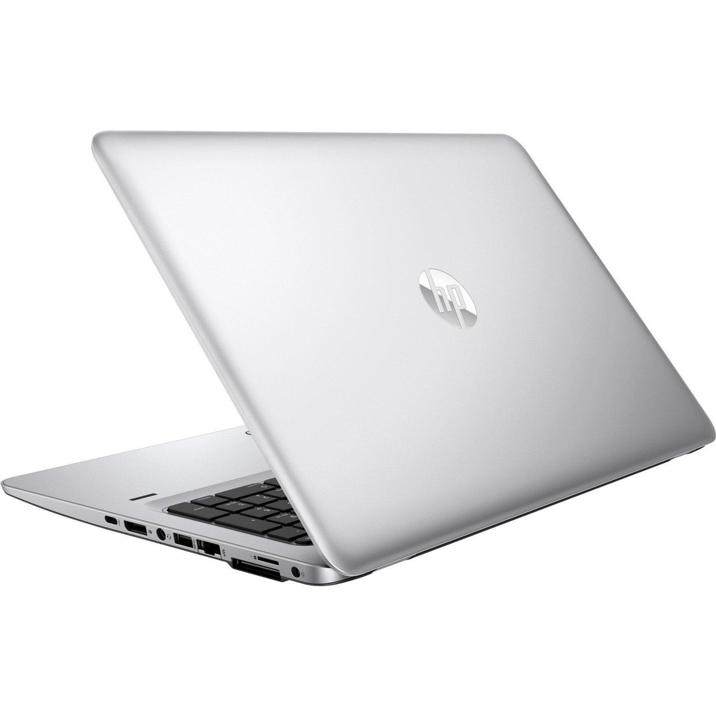 """HP EliteBook 850 G4 39.6 cm (15.6"""") LCD Notebook - Intel Core i5 (7th Gen) i5-7300U Dual-core (2 Core) 2.60 GHz - 8 GB DDR4 SDRAM - 256 GB SSD - Windows 10 Pro 64-bit - 1920 x 1080 - Twisted nematic (TN)"""