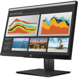 "HP Z22n G2 54.6 cm (21.5"") Full HD WLED LCD Monitor - 16:9 - Black Pearl, Space Silver"