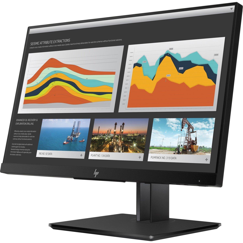 "HP Z22n G2 54.6 cm (21.5"") WLED LCD Monitor - 16:9 - 5 ms GTG"
