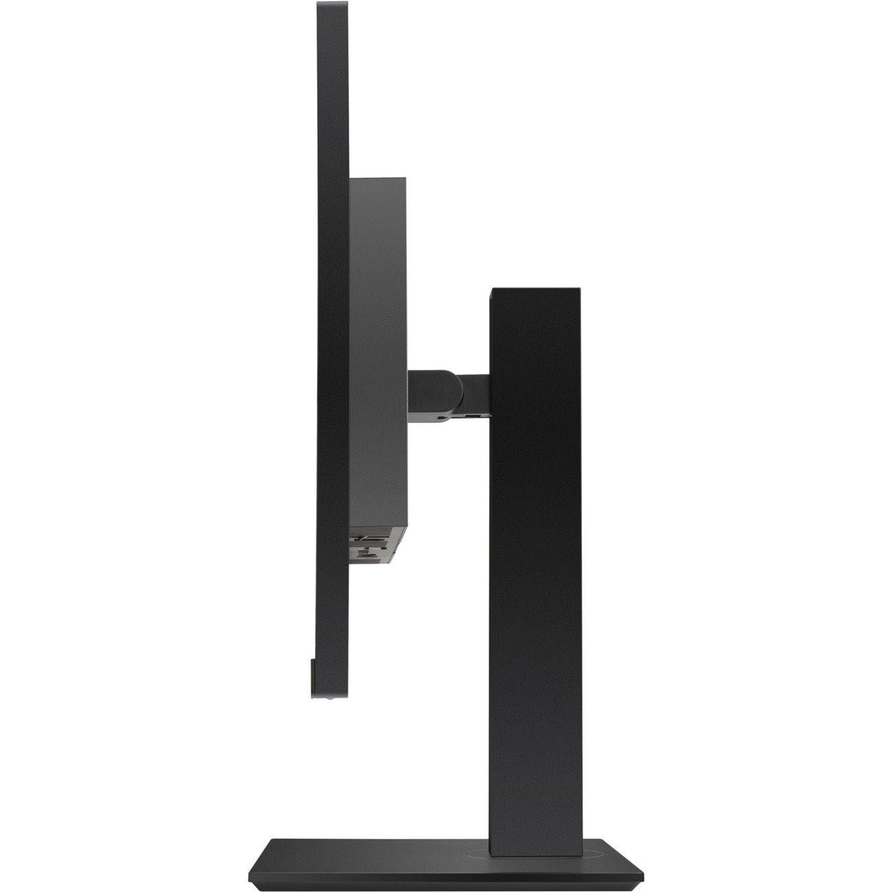 """HP Z24i G2 61 cm (24"""") WUXGA WLED LCD Monitor - 16:10 - Black Pearl"""