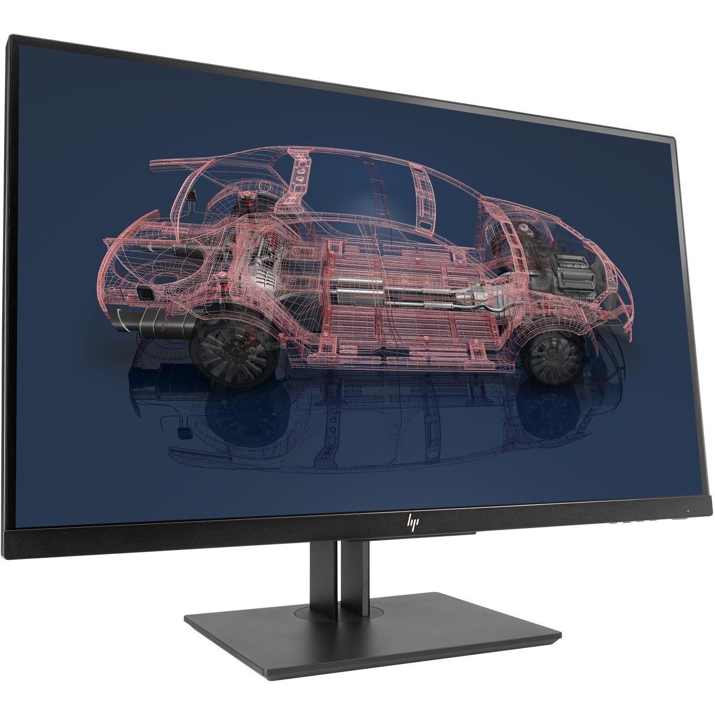 "HP Business Z27n G2 68.6 cm (27"") WQHD LED LCD Monitor - 16:9 - Black"