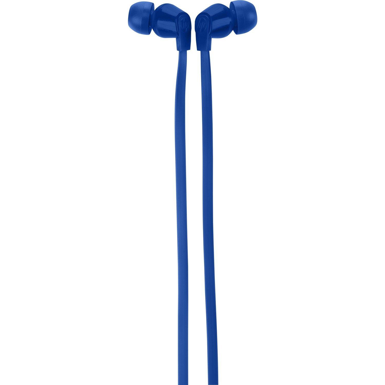 HP 100 Wired Stereo Earphone - Earbud - In-ear - Blue