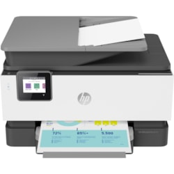 HP Officejet Pro 9010 Inkjet Multifunction Printer - Colour