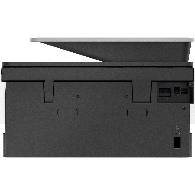 HP Officejet Pro 9010 Inkjet Multifunction Printer - Colour