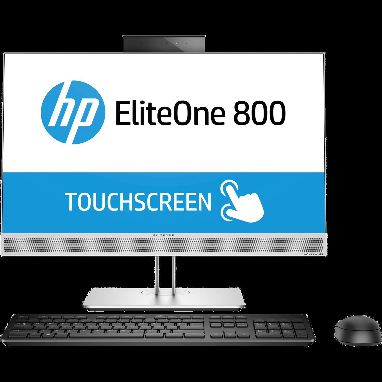 "HP EliteOne 800 G3 All-in-One Computer - Intel Core i5 (7th Gen) i5-7500 3.40 GHz - 8 GB DDR4 SDRAM - 256 GB SSD - 60.5 cm (23.8"") 1920 x 1080 Touchscreen Display - Windows 10 Pro 64-bit - Desktop"