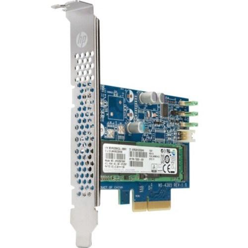 HP Z Turbo Drive 512 GB Solid State Drive - Internal - PCI Express