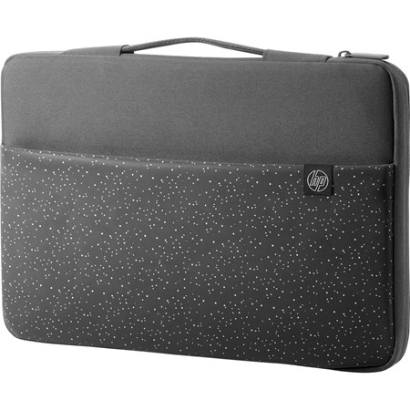 "HP Carrying Case (Sleeve) for 39.6 cm (15.6"") Notebook - Black, Grey"