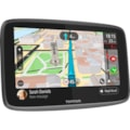 Tomtom GO 6200 Automobile Portable GPS Navigator - Mountable, Portable