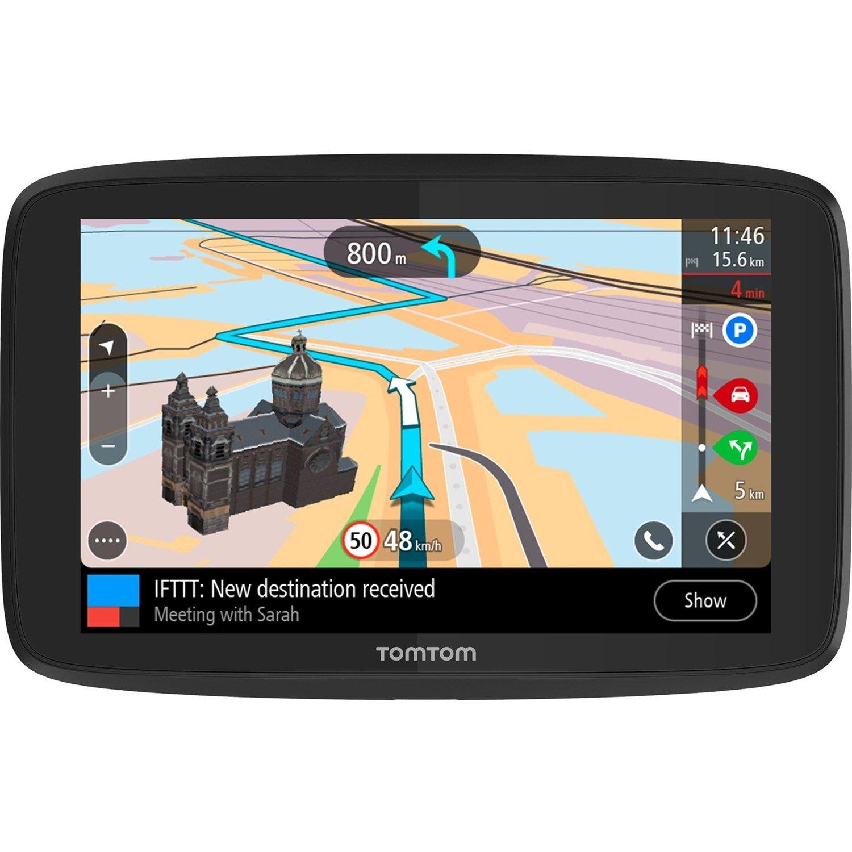 Tomtom GO Supreme Automobile Portable GPS Navigator - Portable, Mountable