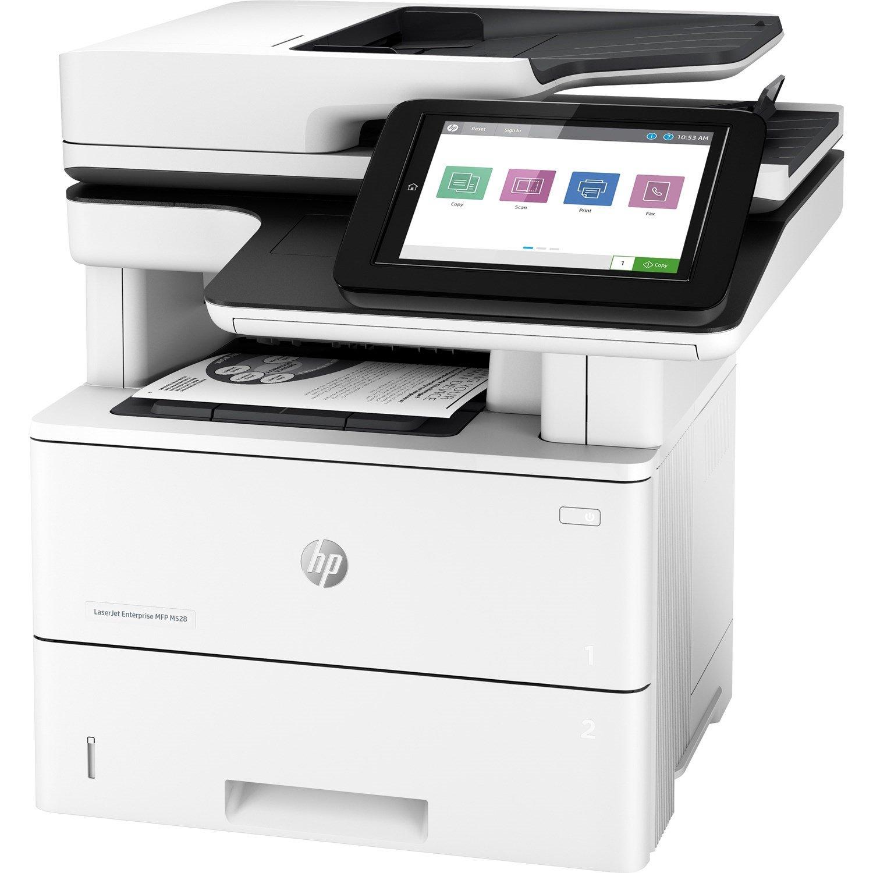HP LaserJet M528 M528dn Laser Multifunction Printer - Monochrome