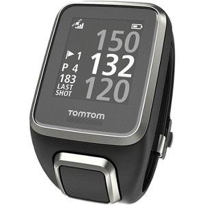 TomTom Golfer 2 GPS Watch - Wrist Wearable - Black