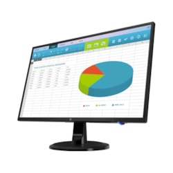 "HP Business N246v 60.5 cm (23.8"") LED LCD Monitor - 16:9 - 5 ms GTG (OD)"