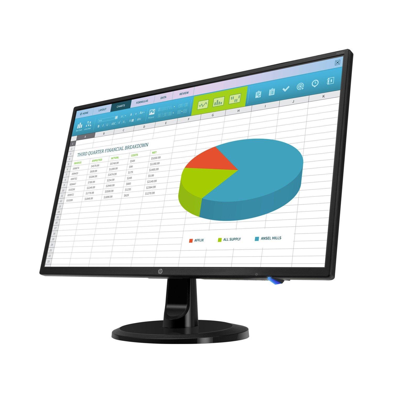 """HP Business N246v 60.5 cm (23.8"""") LED LCD Monitor - 16:9 - 5 ms GTG (OD)"""