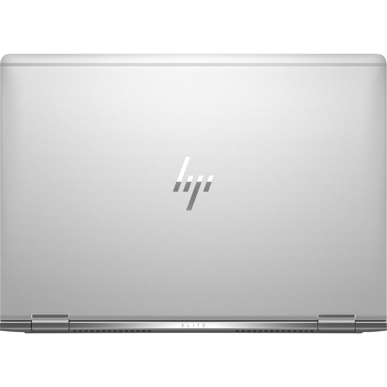 "HP EliteBook x360 1030 G2 33.8 cm (13.3"") Touchscreen LCD 2 in 1 Notebook - Intel Core i5 (7th Gen) i5-7300U Dual-core (2 Core) 2.60 GHz - 8 GB DDR4 SDRAM - 256 GB SSD - Windows 10 Pro 64-bit - 1920 x 1080 - Sure View - Convertible"