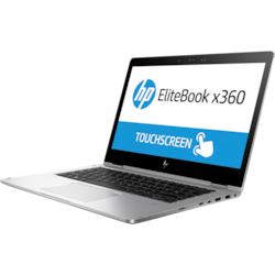 "HP EliteBook x360 1030 G2 33.8 cm (13.3"") Touchscreen LCD 2 in 1 Notebook - Intel Core i5 (7th Gen) i5-7300U Dual-core (2 Core) 2.60 GHz - 8 GB DDR4 SDRAM - 256 GB SSD - Windows 10 Pro 64-bit - 1920 x 1080 - Sure View - Convertible"
