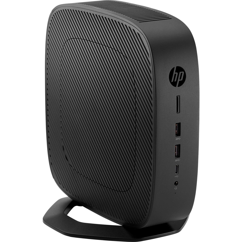 HP t740 Thin Client - AMD Ryzen V1756B Quad-core (4 Core) 3.25 GHz