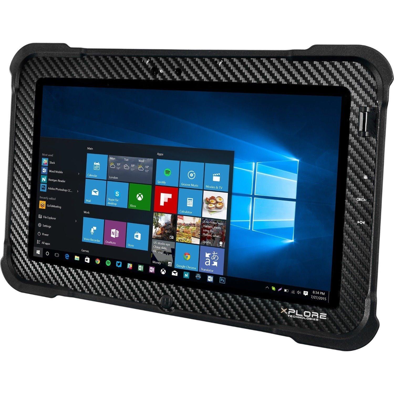 """Xplore XSLATE B10 Tablet - 25.7 cm (10.1"""") - 8 GB RAM - 128 GB SSD - Windows 10 Pro 64-bit"""