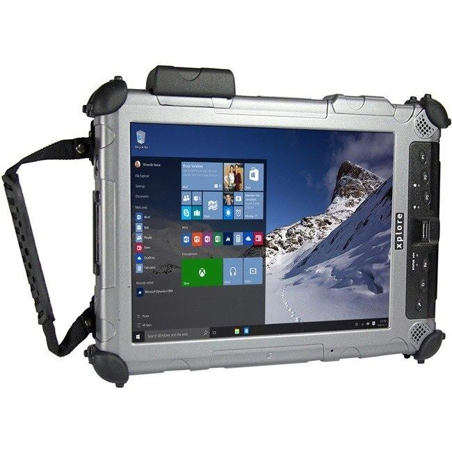 "Xplore XC6 XC6 DMSR Tablet - 26.4 cm (10.4"") - 8 GB RAM - 128 GB SSD - Windows 8.1 Pro 64-bit"